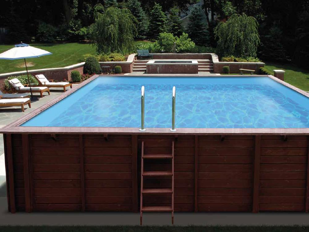 Как сделать бассейн из подручных материалов: каркасный, детский