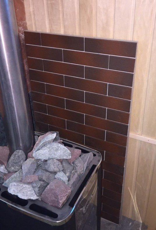 Огнеупорные материалы для печей: выбор листов для отделки стен вокруг печи, виды огнестойких плит для трубы от печки в бане