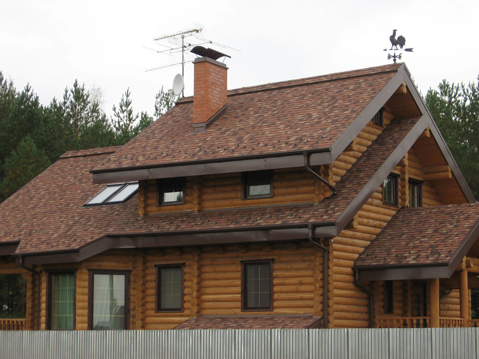 Какую крышу выбрать для бани