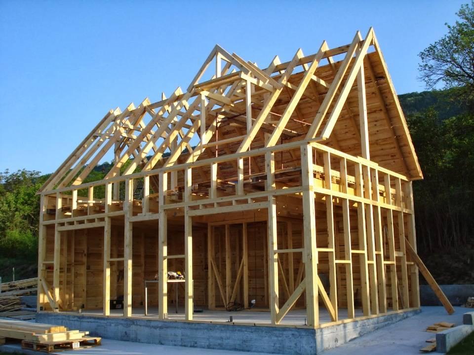 Каркасные дома под ключ в москве, цены на строительство, проекты домов