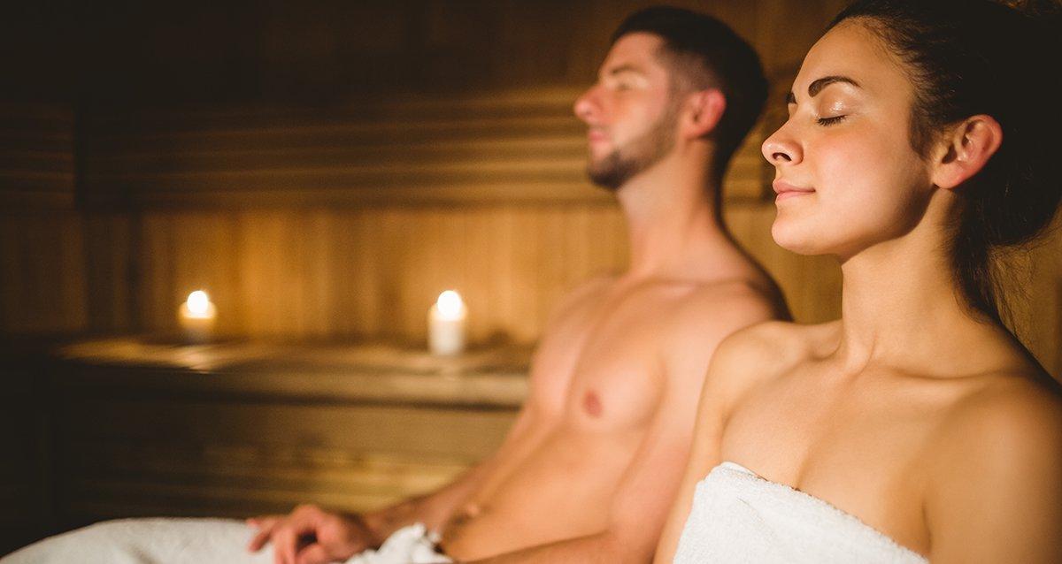 Что будет, если париться в русской бане каждый день