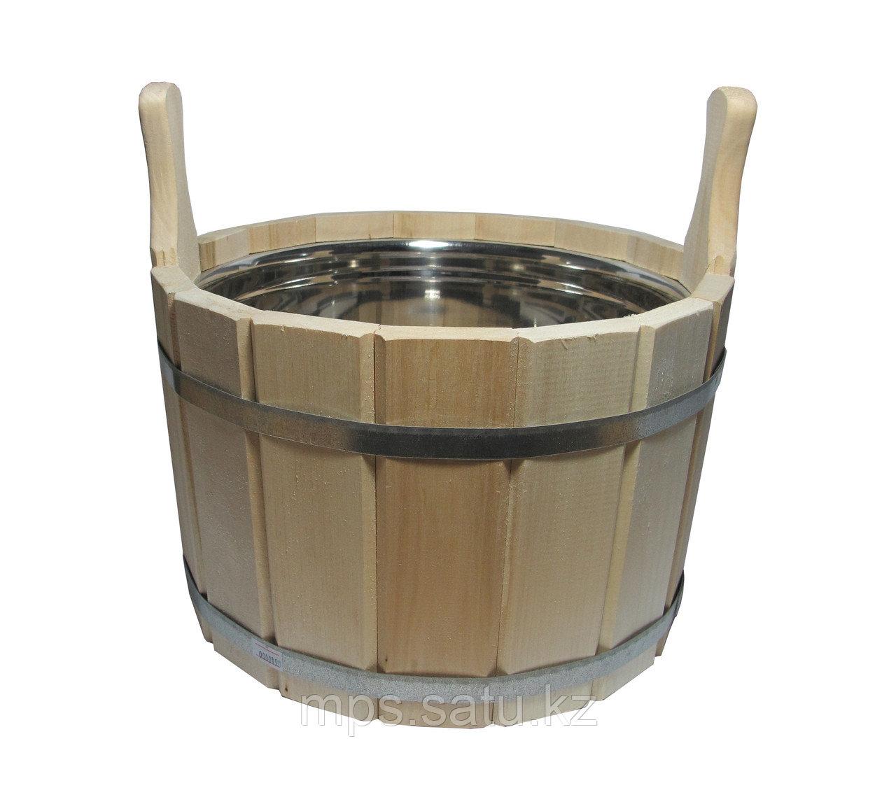Печь для бани с теплообменником для воды