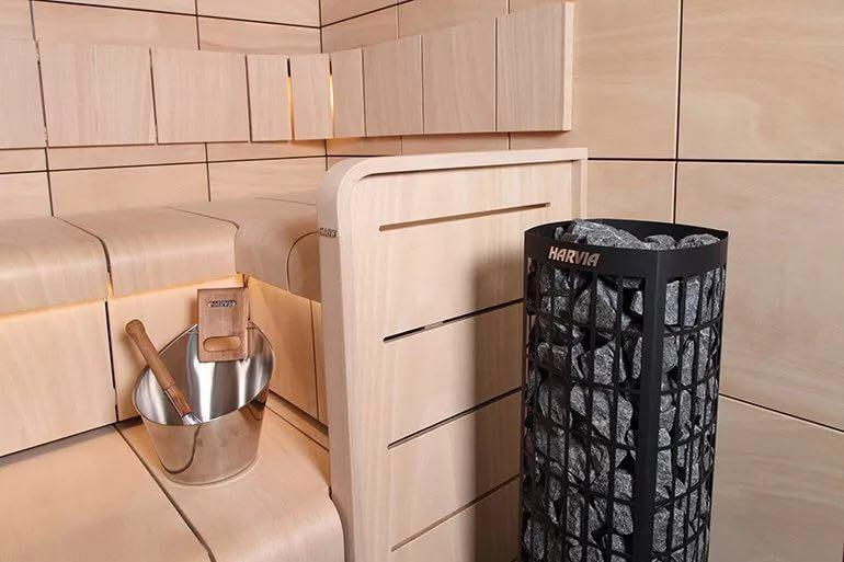 Электропечь для сауны harvia (34 фото): преимущества электрической печи, инструкции и отзывы о финских электрокаменках