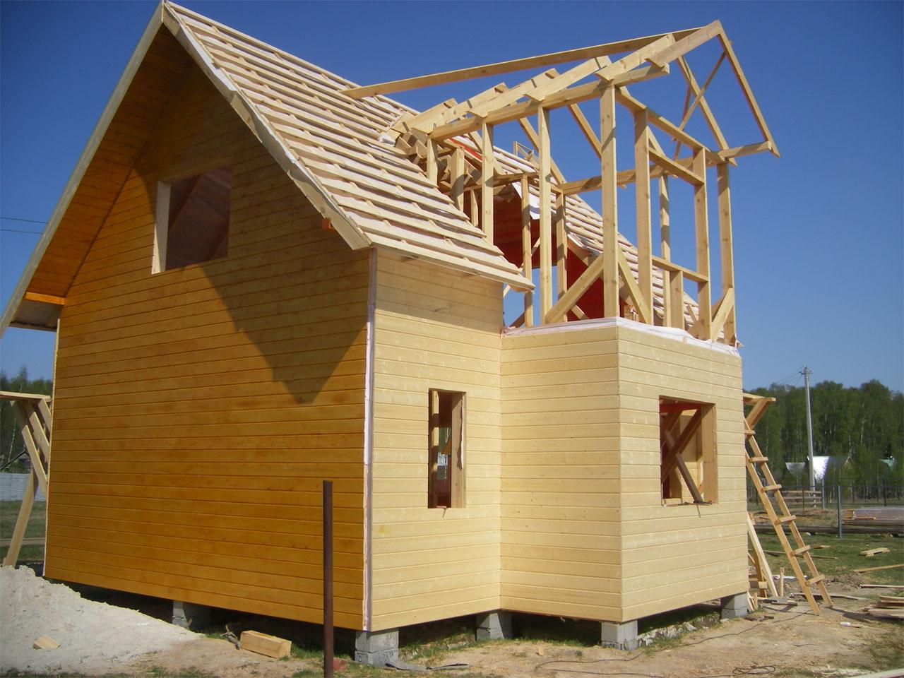 Современные каркасные дома: проекты, примерные цены на строительство