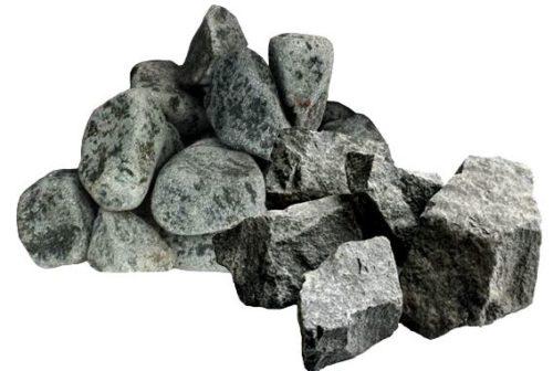 Дунит для банной печи: свойства камня, достоинства и недостатки