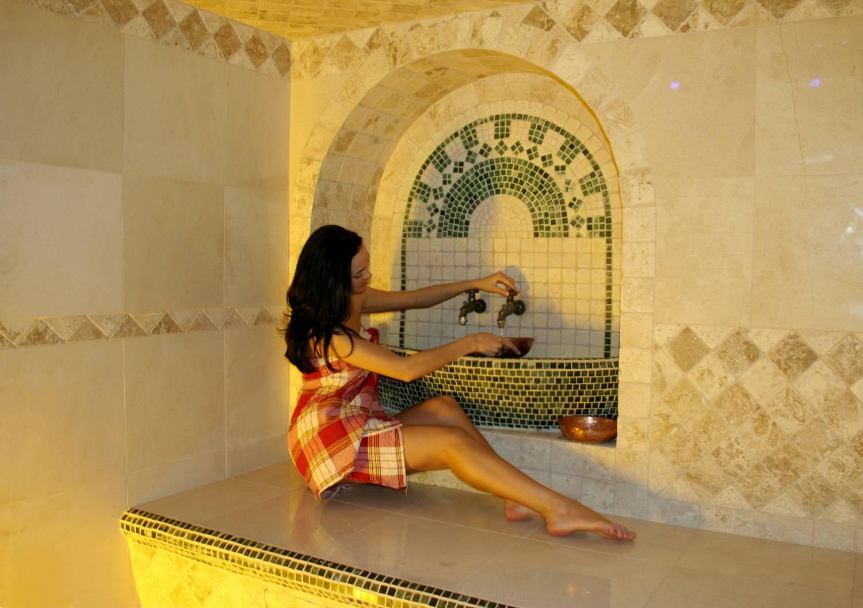 Хамам (турецкая баня): польза и вред для здоровья, как посещать