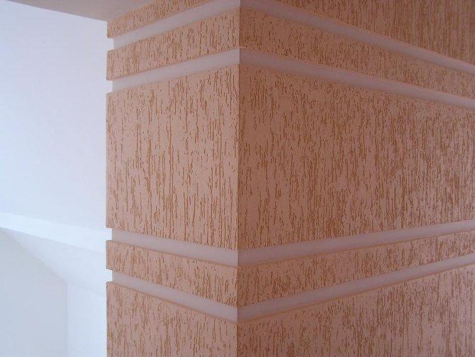 Какие негорючие материалы применяют для отделки стен