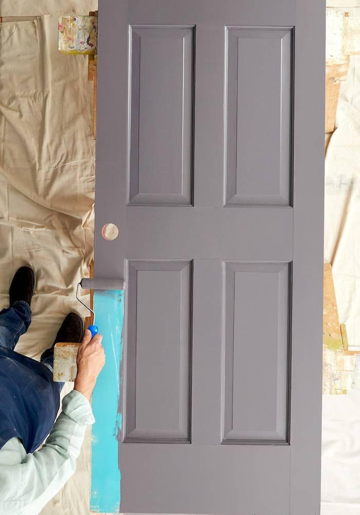 Чем покрасить двери: краски и лаки для межкомнатных дверей