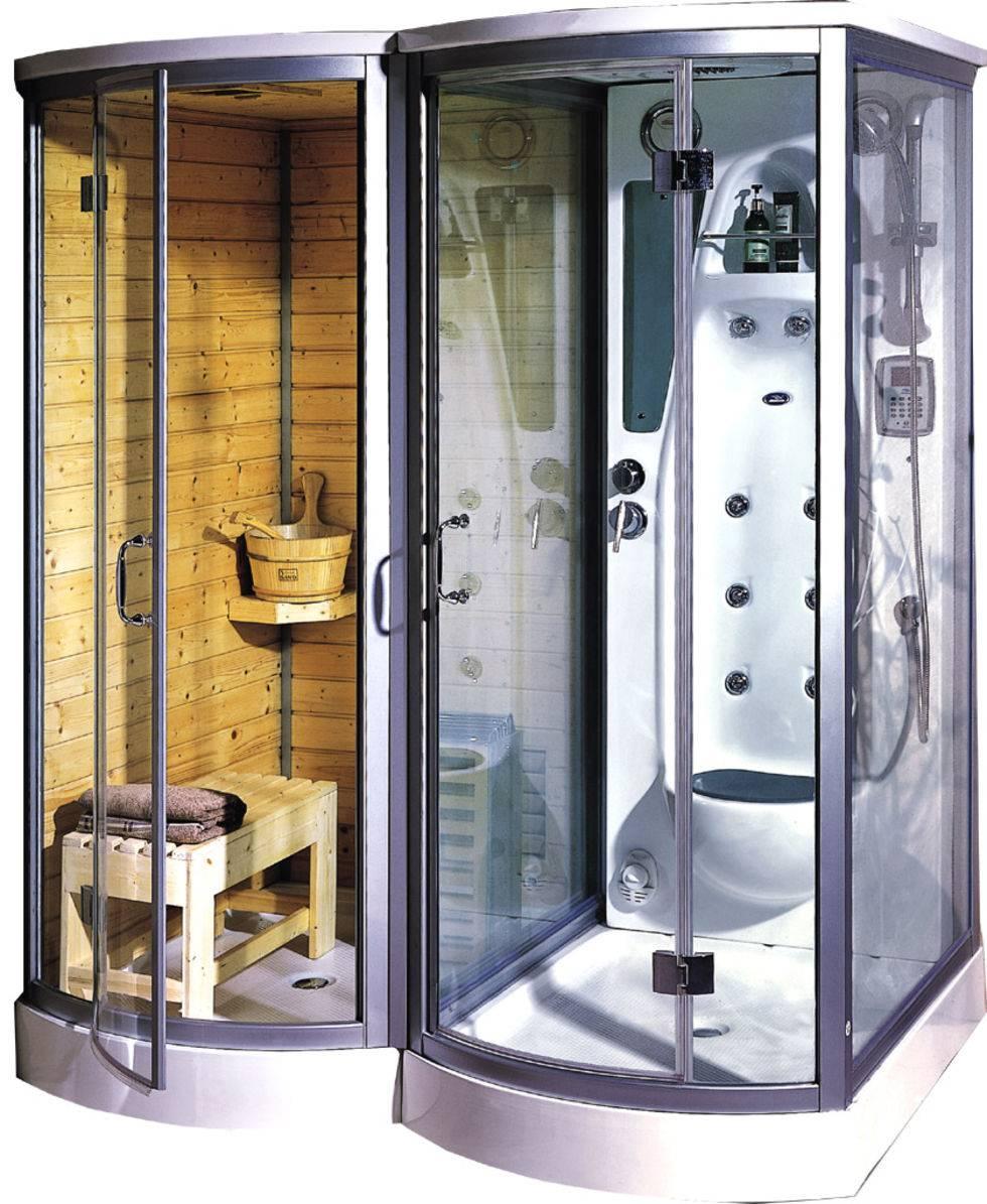 Душевые кабины в ванную комнату: фото, виды, конструктивные особенности, варианты дизайна