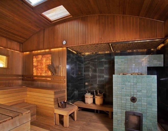 Из какого материала, нужно строить хорошую баню?