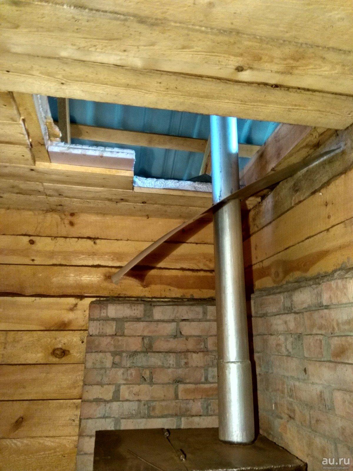 Изоляция трубы в бане: чем обернуть дымоход от возгорания, как сделать в сауне, как изолировать от потолка, чем обложить от печки