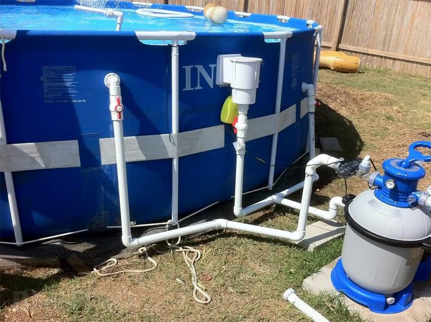 Какими способами лучше провести очистку воды в бассейне