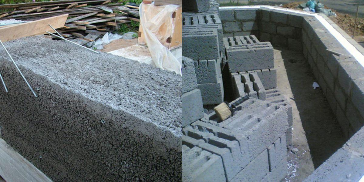 Кладка стен из керамзитобетонных блоков своими руками - пошаговая инструкция