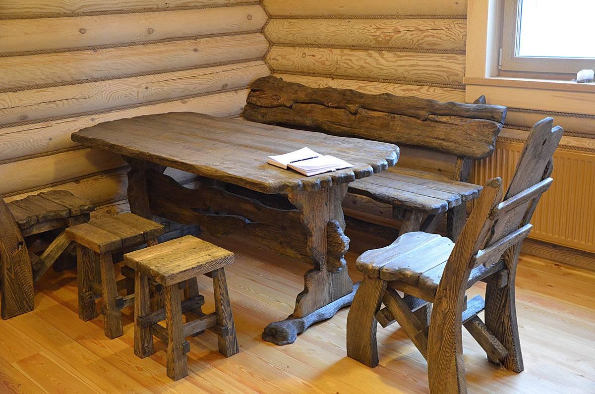 Мебель для бани и сауны из дерева - обзор разновидностей, выбираем мягкую для комнаты отдыха, лежаки для парилки и прочая
