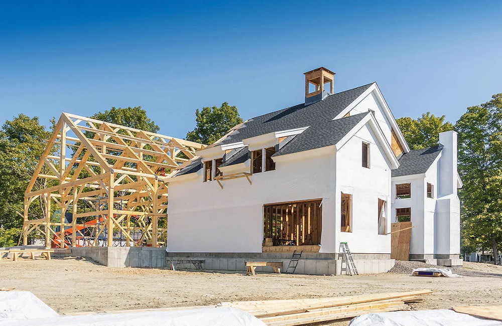 Каркасные дома: плюсы и минусы каркасной технологии