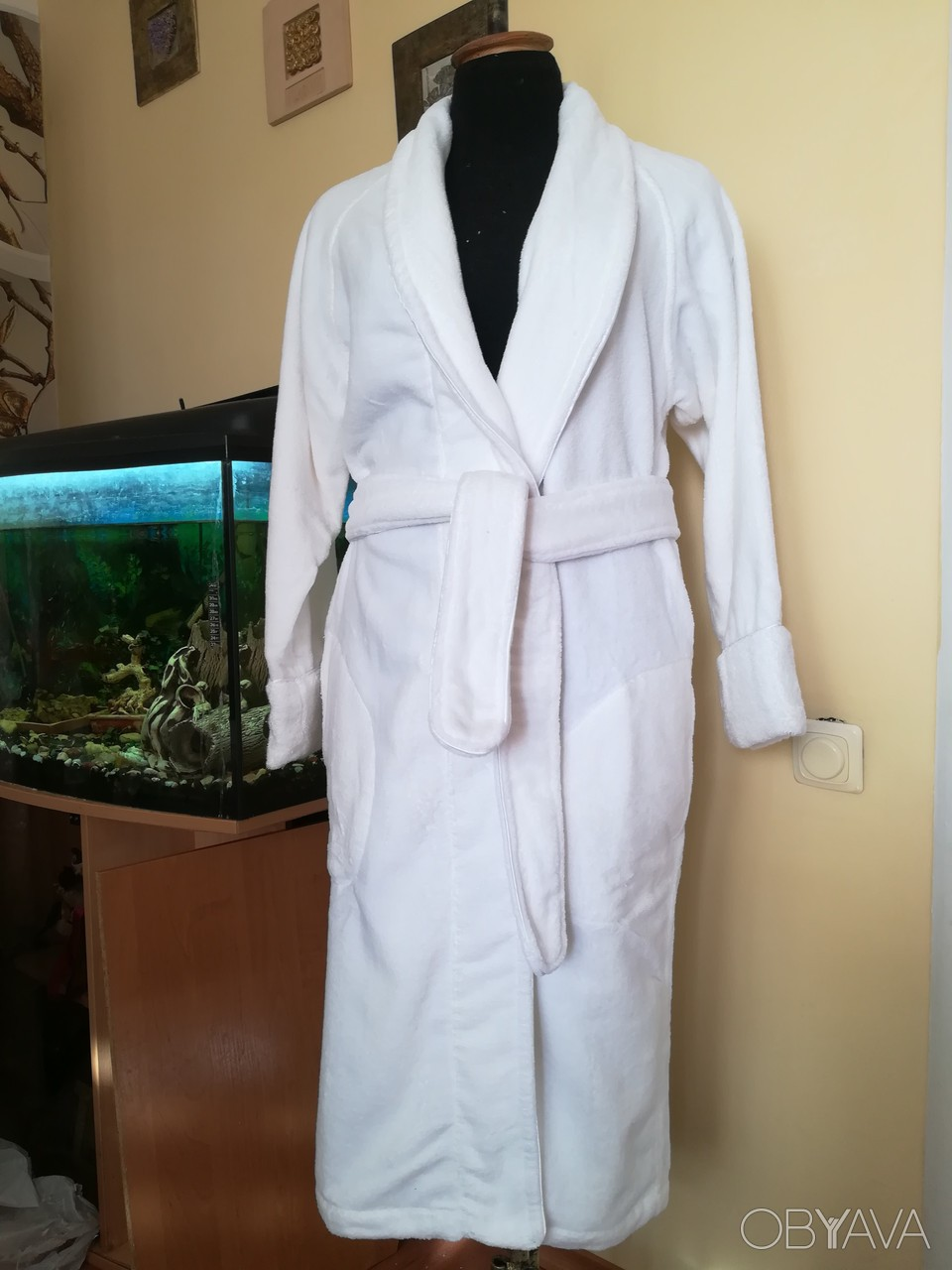 Выбираем банный халат: махровый или вафельный