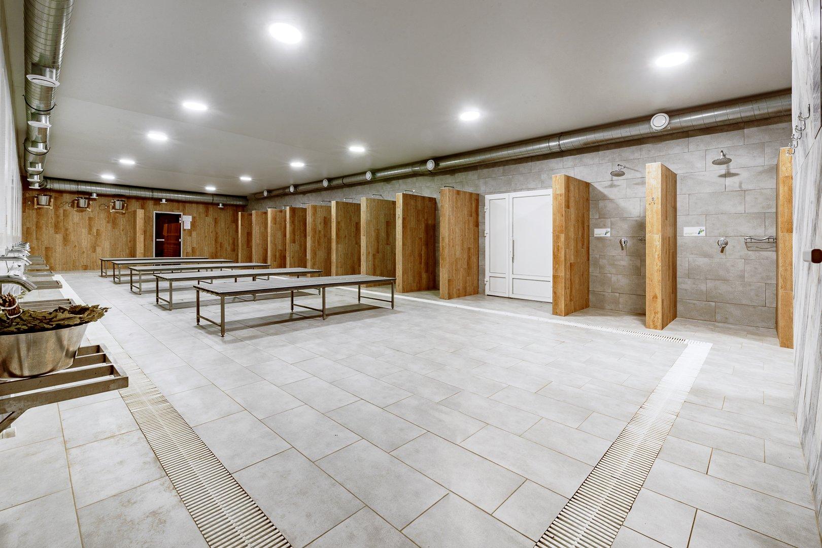 Общественная баня: проект и правила пользования