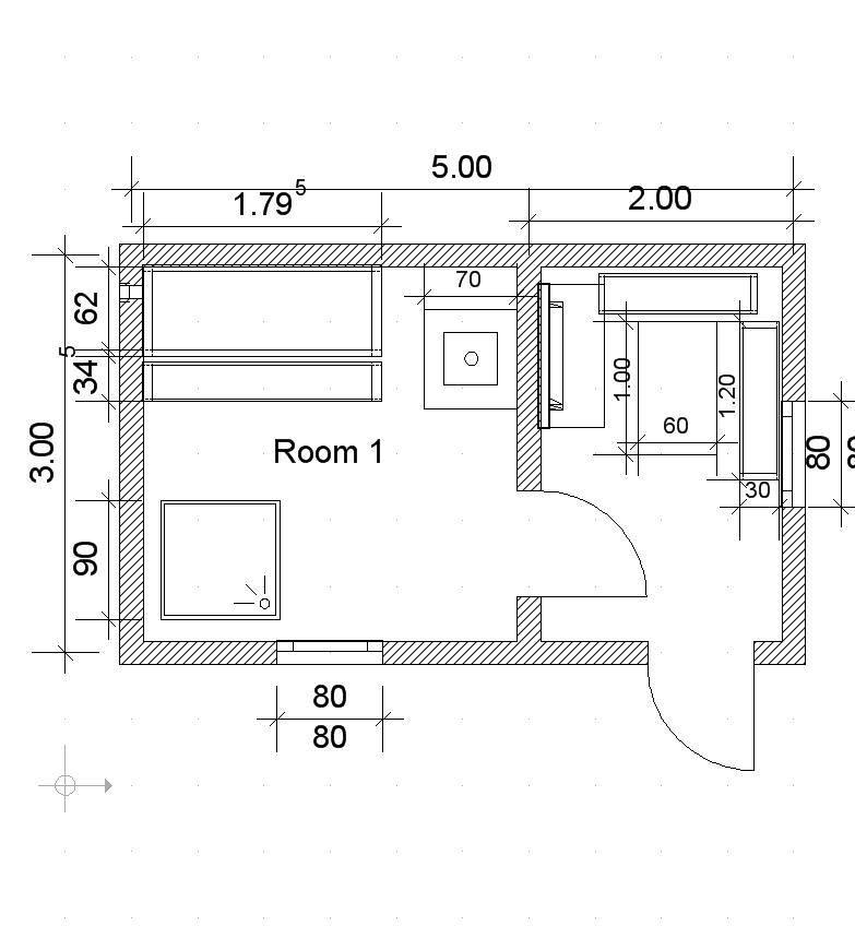 Планировка бани 3х4, 6х6, 4х6, 3х5 мойка и парилка отдельно, фото