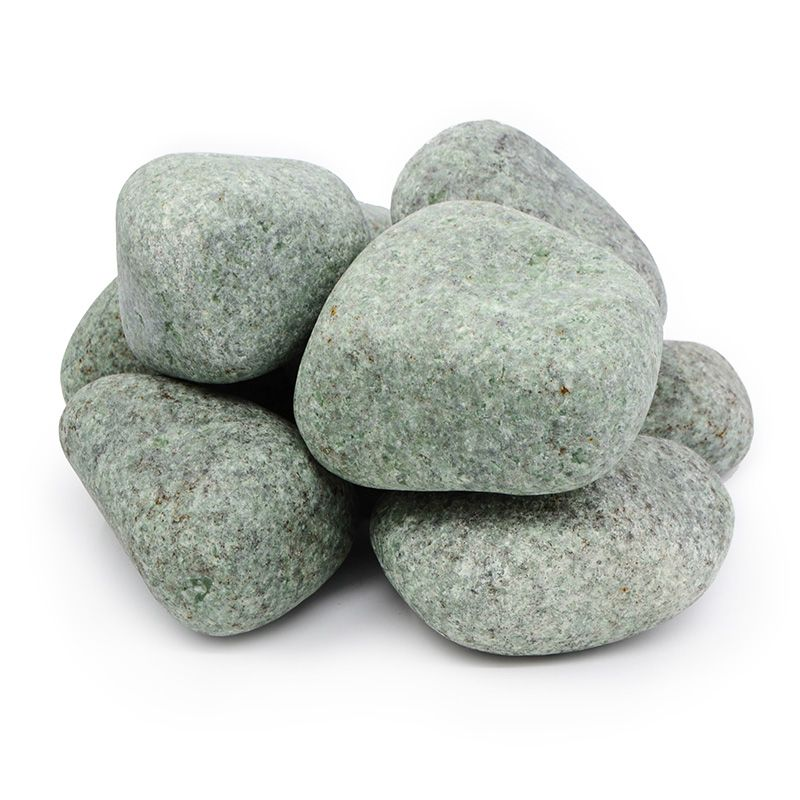 Жадеит для бани [сауны]: свойства камня и его особенности