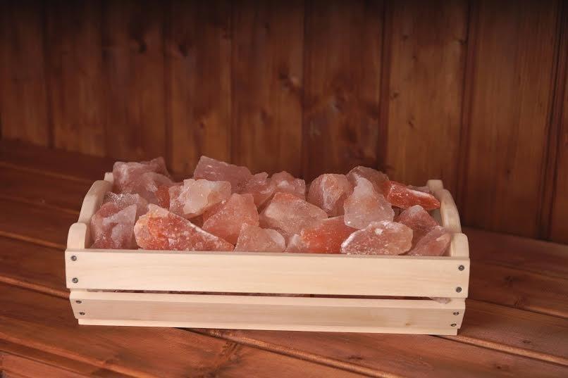 Гималайская соль для бани - польза и вред, как использовать, абажур, панно, чаша, монтаж