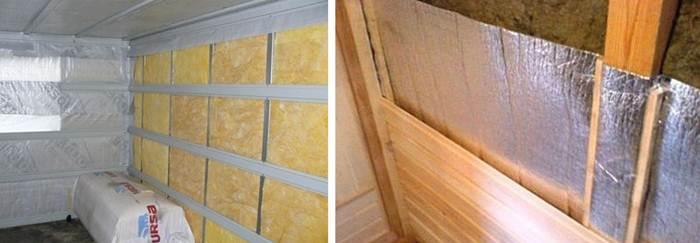 Особенности внутренней отделки бани из пеноблоков