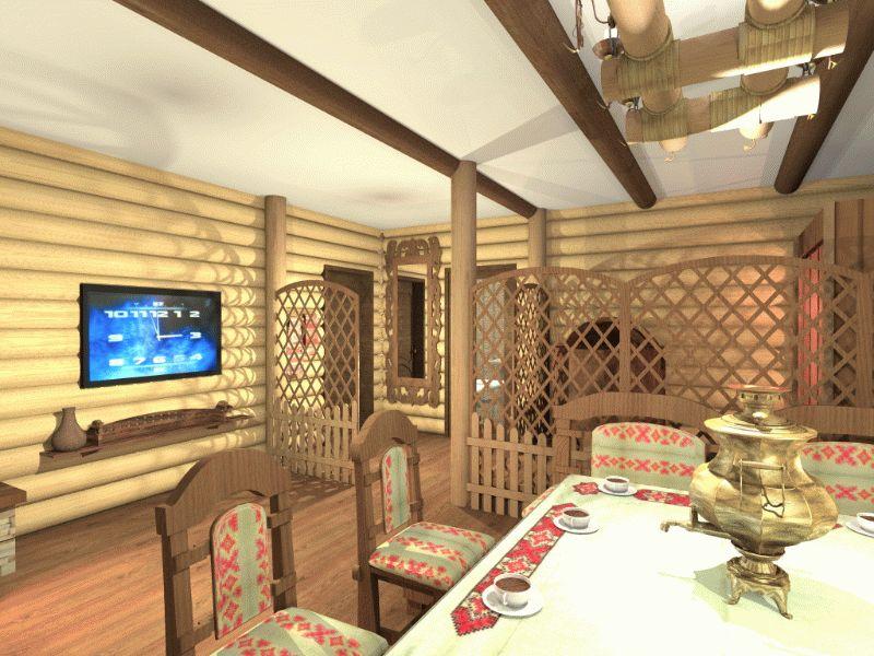 Баня с комнатой отдыха: лучшие проекты, особенности дизайна и планировки