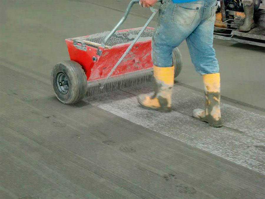 Железнение стяжки: что это такое и способы по железнению цементной стяжки