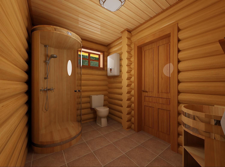 Мастерим сами: как сделать душ в бане на даче?