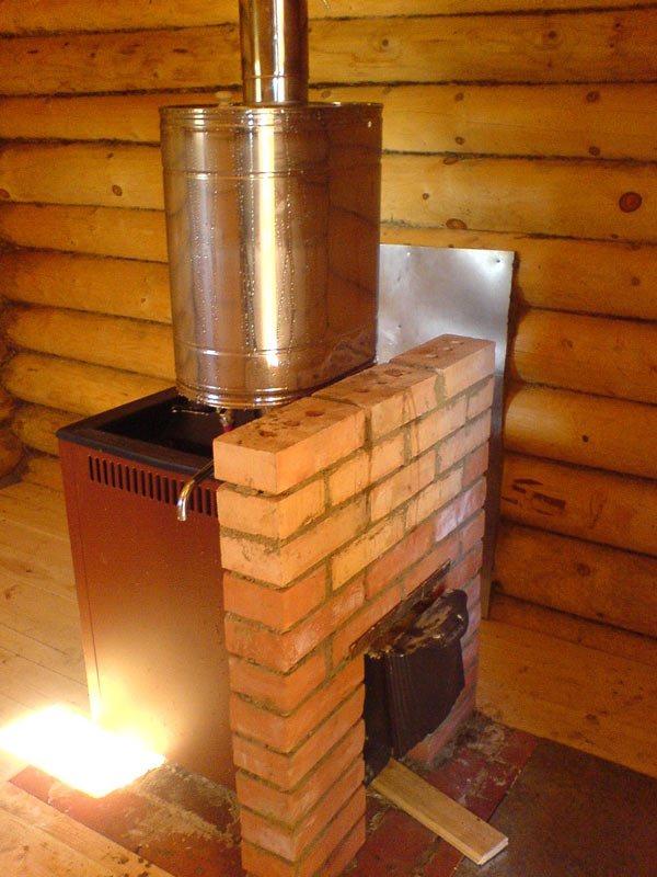 Печи для русской бани: кирпичные и чугунные, на дровах, электрические и прочие, промышленные и своими руками