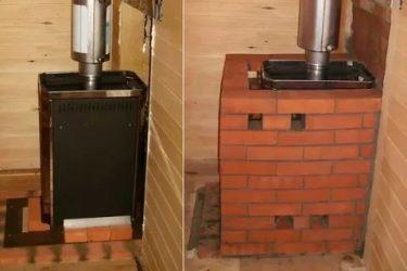 Чем покрасить печь в бане? обзор лучших подходящих материалов
