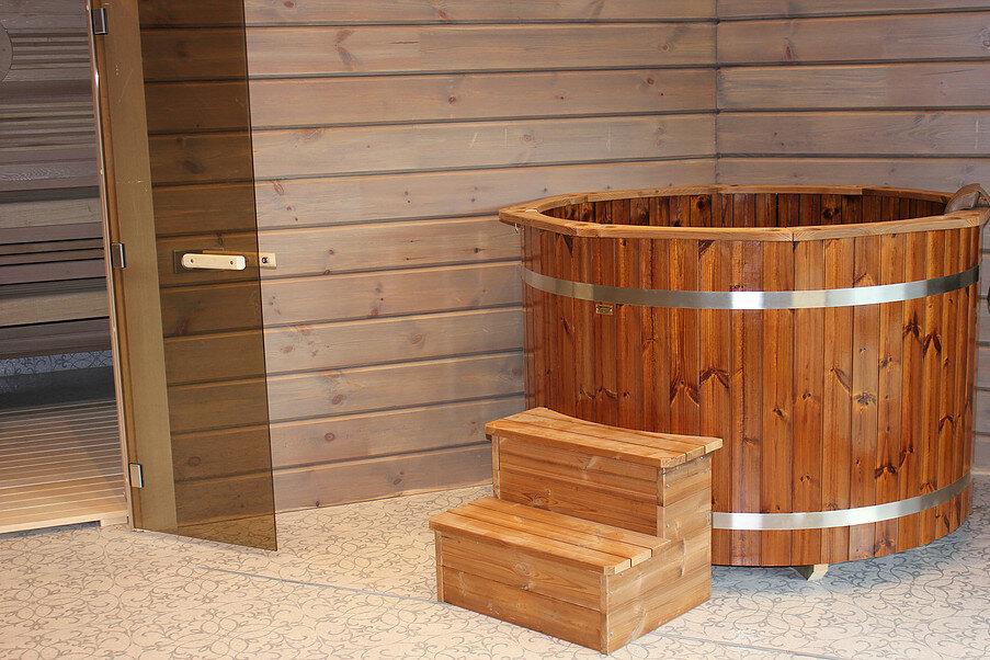 Купель для бани: разновидности, как сделать своими руками