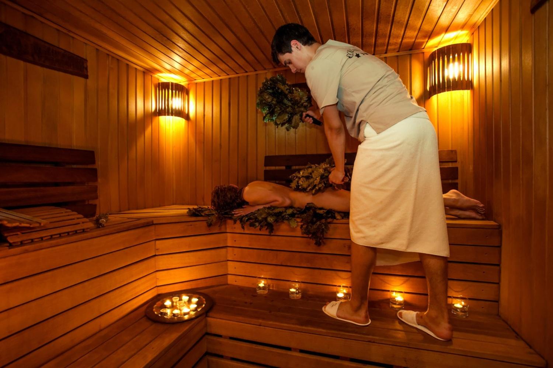 Массаж в бане — разновидности и технология исполнения — строительство бани