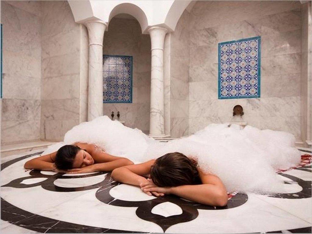 Чем полезна турецкая баня хамам
