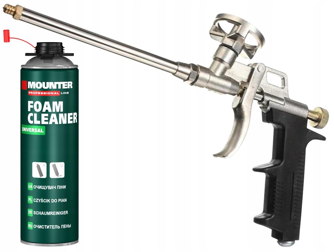 Лучшие пистолеты для монтажной пены - как выбрать, чистить и применять инструмент