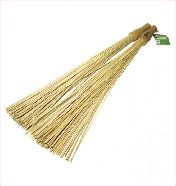 Бамбуковый веник для бани и способы его использования
