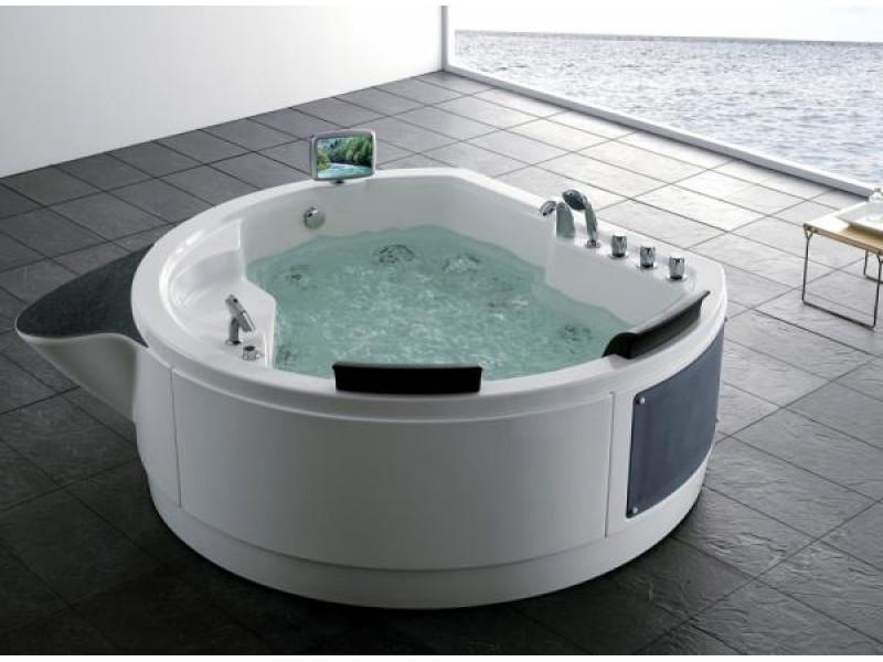 Акриловые ванны с гидромассажем: преимущества и советы по выбору