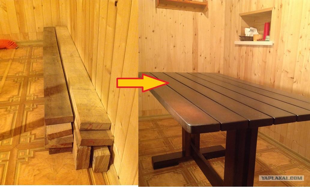 Деревянная мебель для бани и сауны: делаем своими руками (чертежи, схемы сборки + видео)