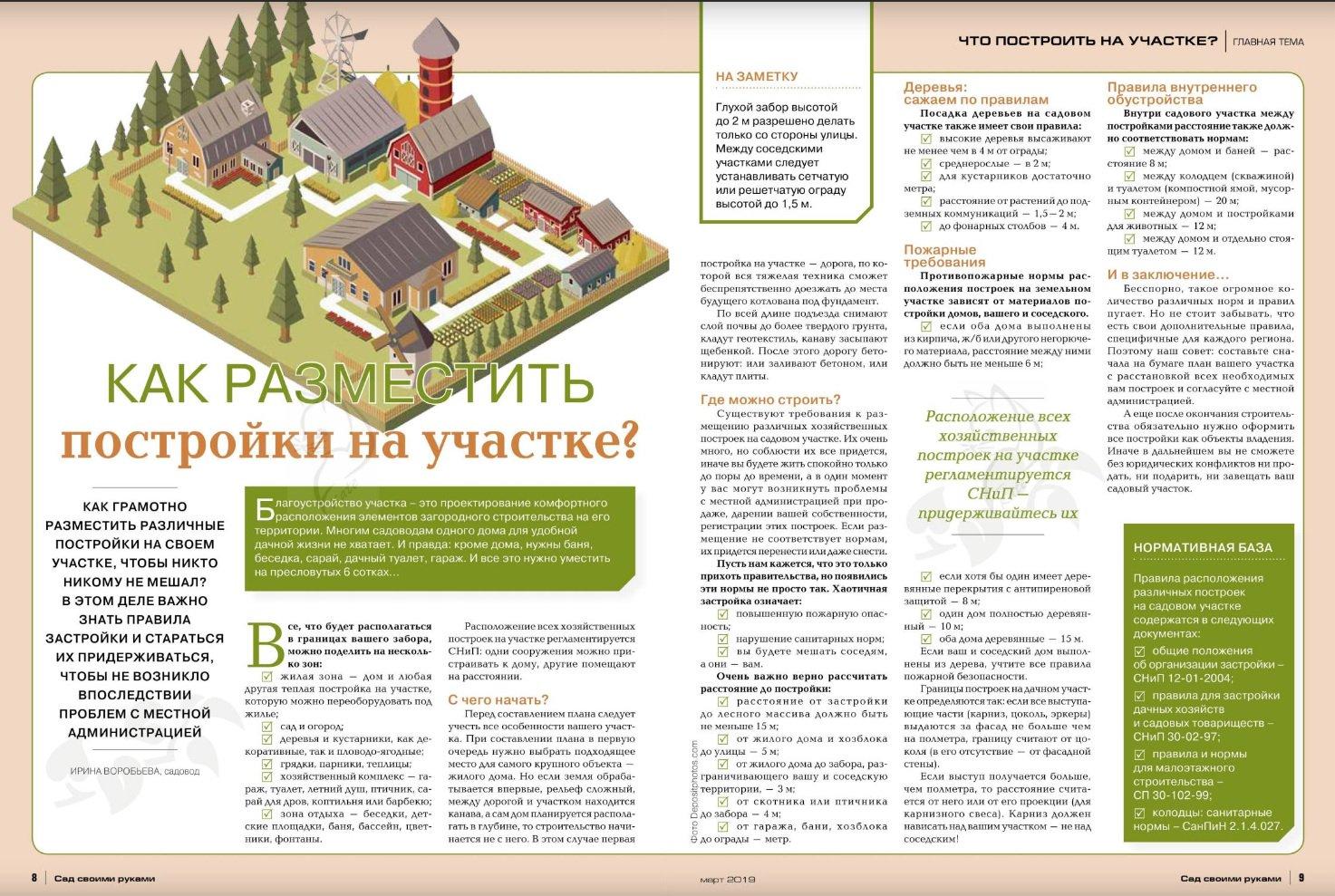 На каком расстоянии от забора можно строить баню: нормы и требования к строительству