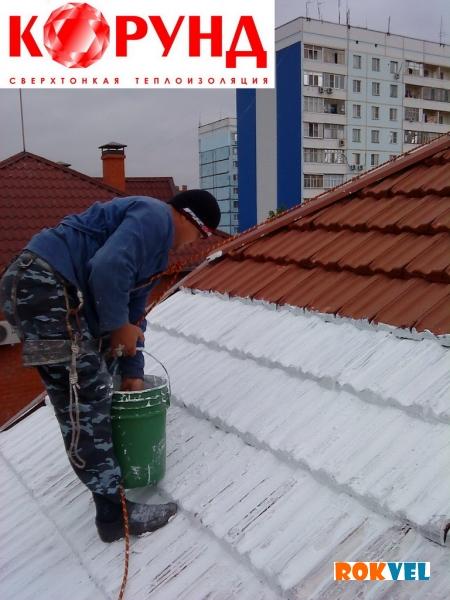 Жидкая теплоизоляция: виды теплокраски, плюсы и минусы