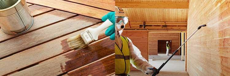 Чем обработать древесину от гниения: причины появления гнили, разновидности и методы защиты