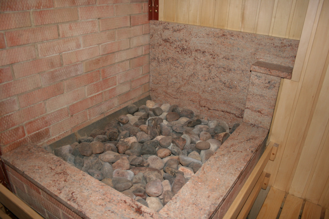 Печь для бани своими руками, как сделать каменную банную печку самому, чертежи, порядовка самодельных устройств, из чего построить