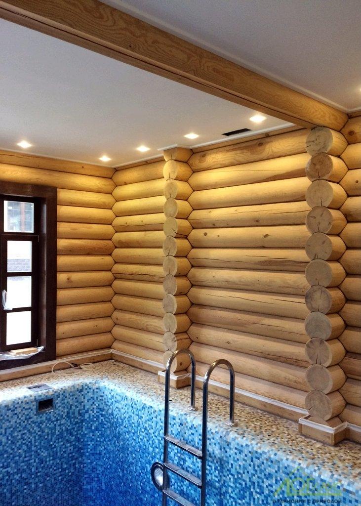 Чем покрасить потолок в бане
