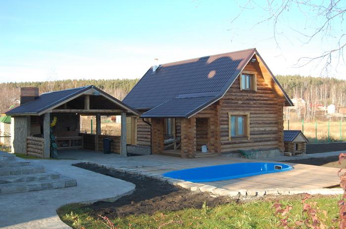 Сауна в доме: проект и планировка