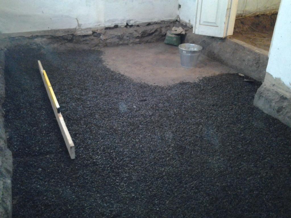 Теплые водяные полы в частном доме на бетонный пол: устройство и укладка своими руками