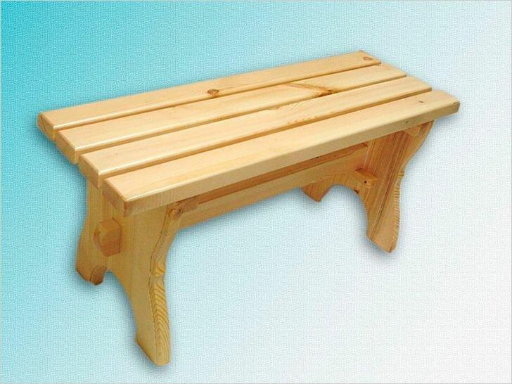 Скамейка из дерева своими руками: 3 варианта с инструкциями