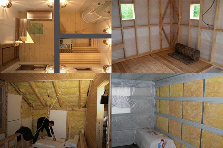Стоимость внутренней отделки дома из пеноблоков: видео-инструкция по монтажу своими руками, как отделать стены, баню, фото