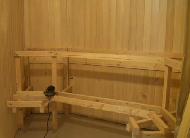 Внутренняя отделка бани: обшивка стен внутри деревом, как отделать деревянную баню своими руками, как правильно сделать, строительство, виды отделочных работ, фото и видео
