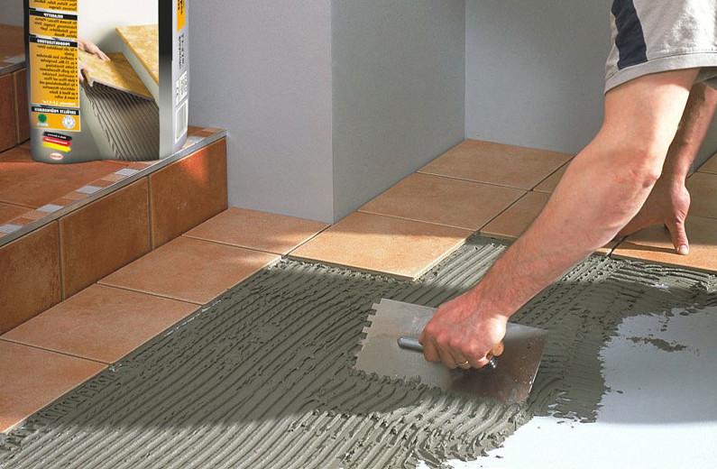 Как правильно укладывать керамогранит на пол - всё о керамической плитке