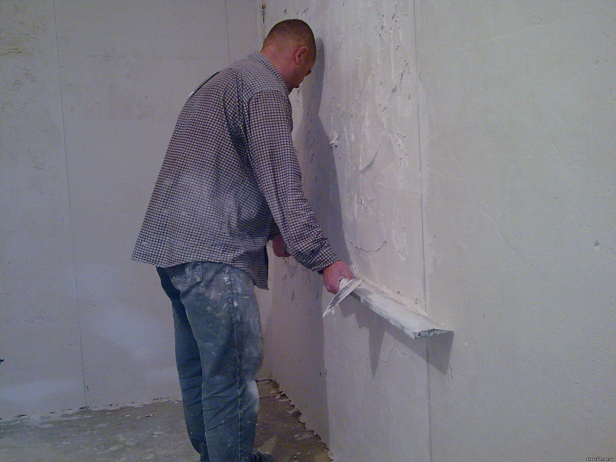 Выравнивание стен – обзор современных материалов и технологий. 120 фото и инструкция по выравниванию