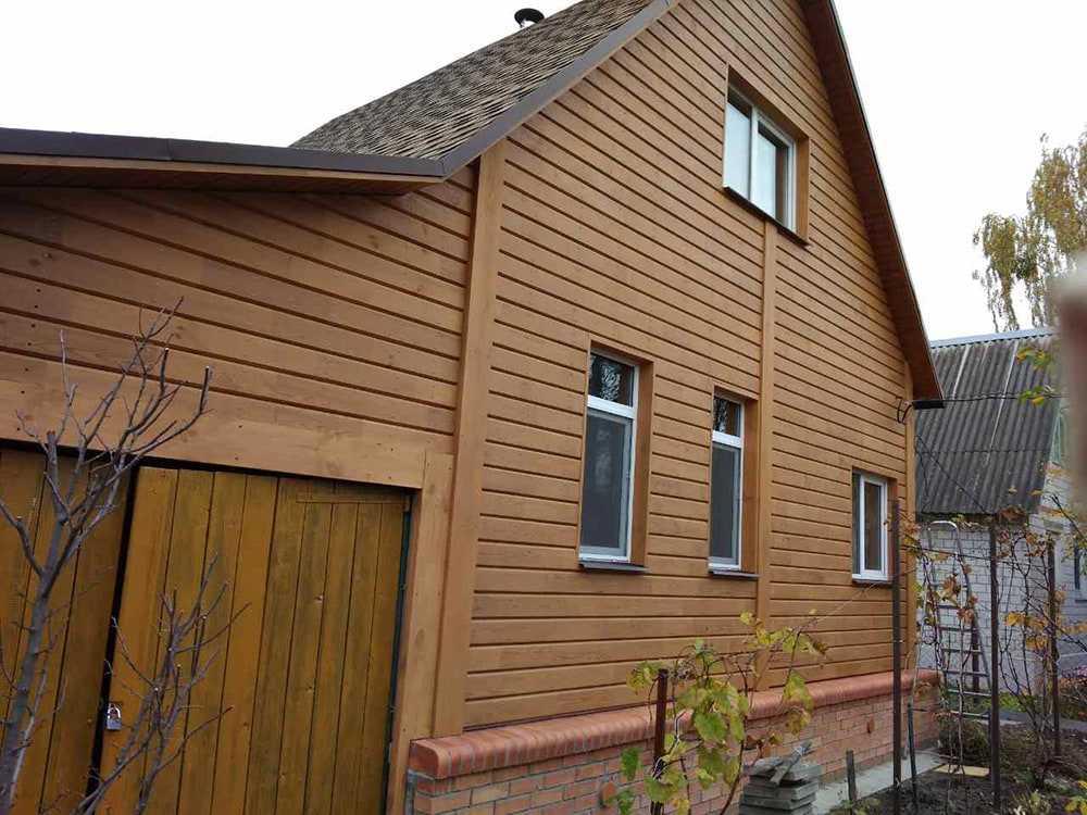 Имитация бруса - 115 фото шикарно отделанных домов своими руками